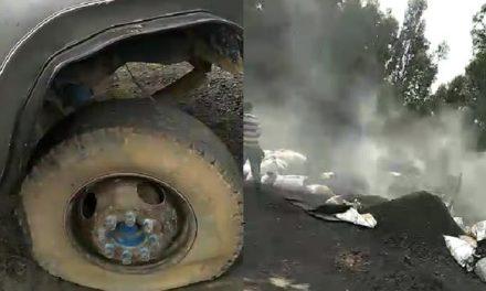 [VIDEO] Indignación por operativo contra carbonera en corregimiento uno de Soacha