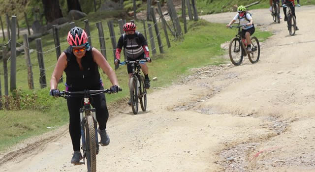 Soacha celebra el Día Mundial de la Bicicleta