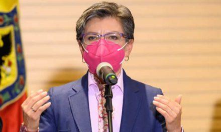 """Dura crítica de Claudia López a organizadores del paro, """"hay mezquindad y oportunismo político y electoral"""""""