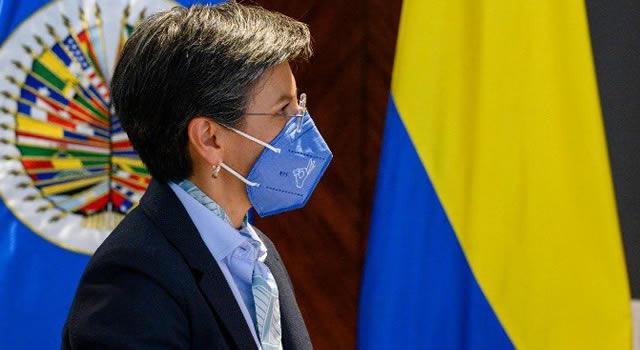 Primera línea de Suba amenaza a Transmilenio, Claudia López dice que no cederá ante una minoría violenta