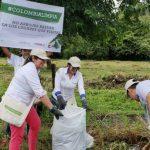 Colombia limpia llegó con éxito a Villeta
