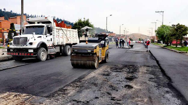 Así avanza recuperación de la Cra 9 Este de San Mateo, a futuro será la avenida Perimetral
