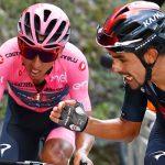 Otro galardón para el soachuno Daniel Martínez, 'mejor gregario del Giro de Italia'
