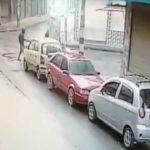 [VIDEO] En segundos roban motocicletas en Soacha