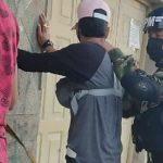 Ejército incauta armas y bazuco en el centro de Soacha