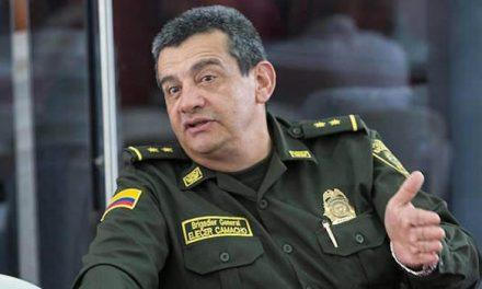 A la justicia le hace falta actuar contra los vándalos, dice comandante de policía de Bogotá