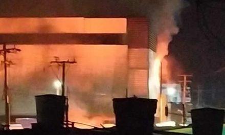 [VIDEO]  Incendian Palacio de Justicia de Facatativá, Cundinamarca