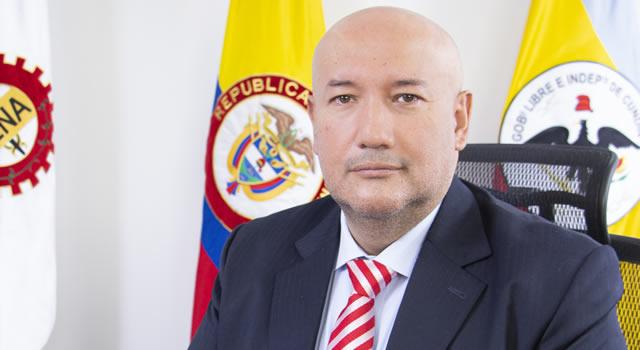 Jimmy Maldonado, nuevo director regional del SENA Cundinamarca