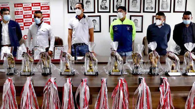 25 clubes participarán en la 'Copa Ciudad de Soacha 2021'