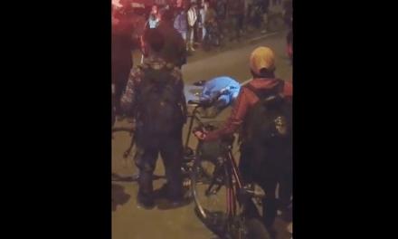 Responsables de atravesar cable que mató a ingeniero en Bogotá ya están identificados