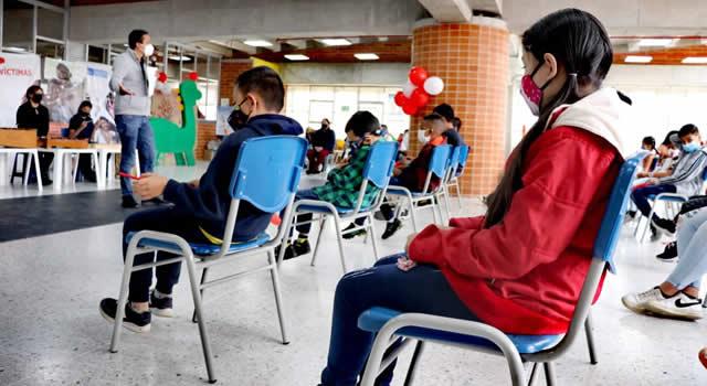 Con el apoyo a los niños víctimas, se le apuesta a una Soacha más incluyente