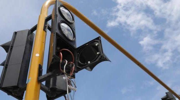 Reparar semáforos dañados durante protestas en Bogotá cuesta más de $6.900 millones