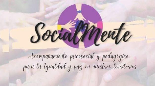 SocialMente, el colectivo de mujeres que busca incidir en el crecimiento y transformación de la sociedad
