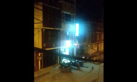 [VIDEO] Denuncian ruidos en taller de motos que funciona hasta altas horas de la noche en Soacha