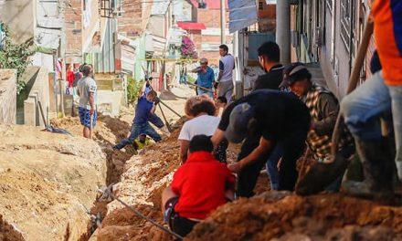 Trabajo comunitario transforma las calles de la comuna cuatro en Soacha