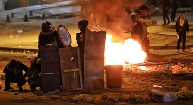 En Bogotá alertan sobre posibles actos de vandalismo este 20 de julio