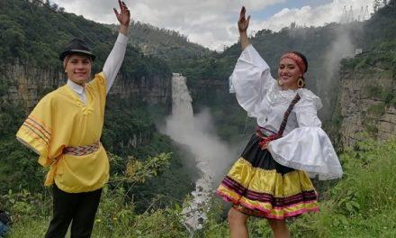 Dos soachunos fueron ganadores del Concurso internacional de danza folclórica por parejas