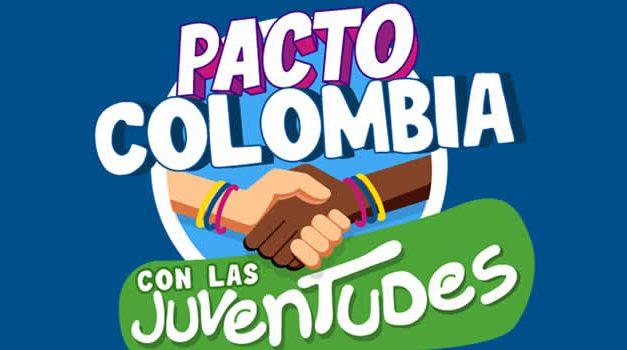 En marcha el 'Pacto Colombia con las juventudes' en Soacha