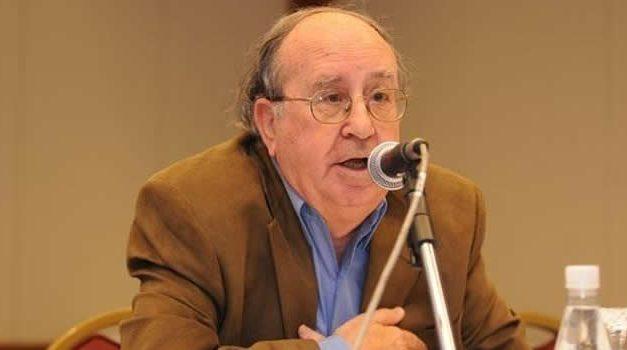 Adiós al maestro de la comunicación Jesús Martín Barbero