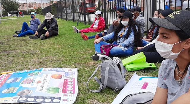 Agatansuca genera espacios de diálogo social en Soacha