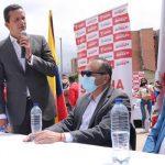 'Sin recursos no podemos hacer milagros': alcalde de Soacha en reinauguración del Centro de Víctimas