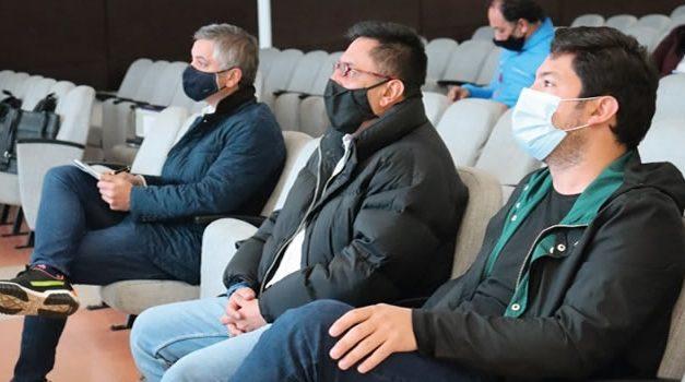 Alcaldes analizan beneficios de la Región Metropolitana Bogotá-Cundinamarca