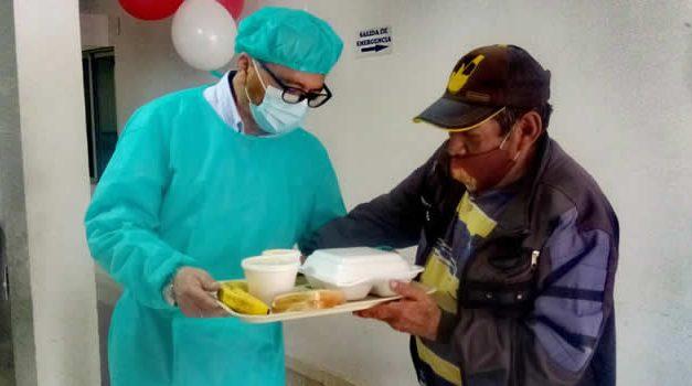 Se reabrieron comedores comunitarios para adulto mayor en Soacha