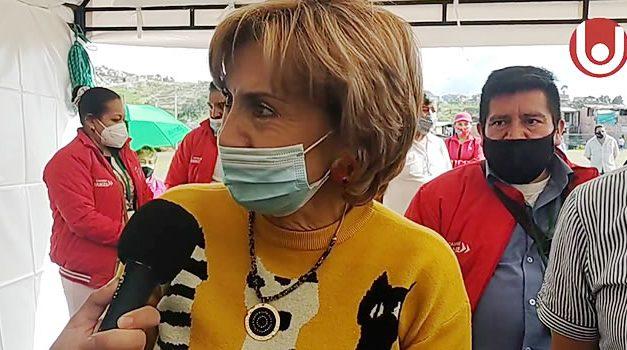 """[VIDEO] """"Muy triste que la alcaldía de Soacha no sea capaz de ponerle la cara a la gente"""": Betty Zorro"""