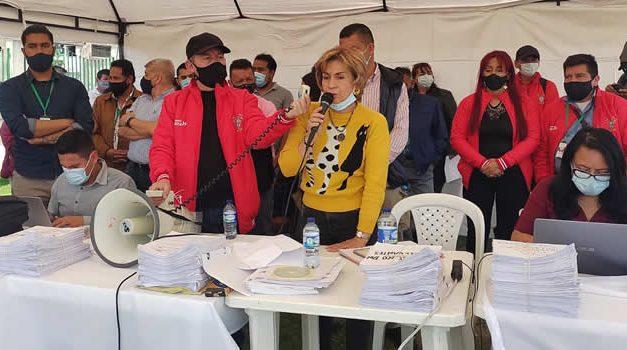 Avanza cabildo abierto donde se debate la actualización catastral de Soacha