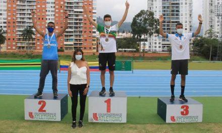 Soacha se destacó en el Campeonato Nacional de atletismo de Bucaramanga
