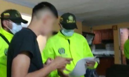 Revelan detalles de la captura de integrantes de la primera línea en Soacha y Sesquilé