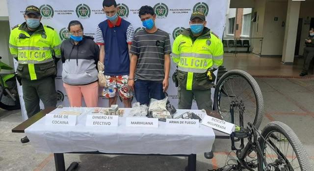 A la cárcel señalados de asesinar a un vigilante en Suba por robarle la cicla