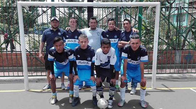 Club Deportivo Mefa, un espacio para el deporte íntegro en Soacha