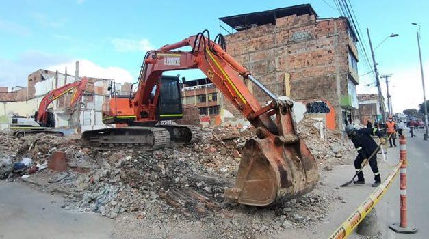 Adjudican licitación a consorcio que demolerá predios adquiridos para obras del Metro de Bogotá