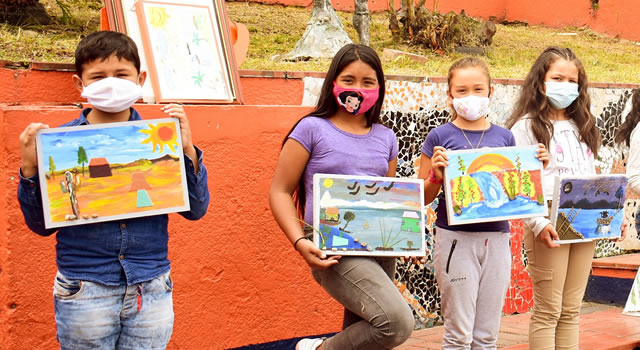 Cundinamarca  realizará la XXXII versión del Encuentro de Pintores y Escultores