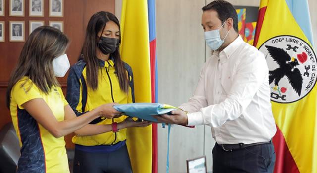 Ciclista de Soacha Daniel Martínez y dos atletas de Chía, cuotas de Cundinamarca en los Olímpicos de Tokio