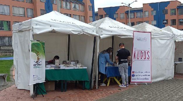 Este fin de semana Soacha tiene feria del libro y actividades culturales gratuitas