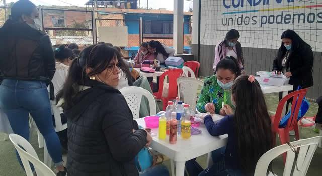 Jornada de empleabilidad, belleza y optometría para reactivar la economía en Soacha