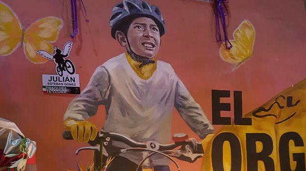 El mundo ciclístico llora por Julián Esteban