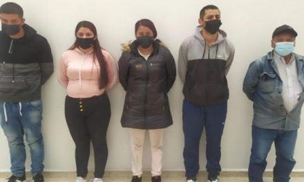 A la cárcel 'Los Raqueteros', señalados de extorsionar a un comerciante en Bogotá