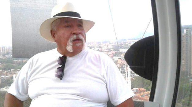 Vuela en lo más alto del Cielo, Manuel Arturo Díaz Montoya