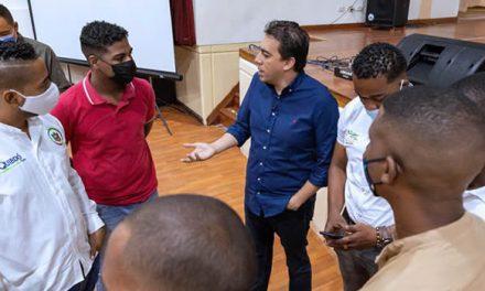 Inició inscripción de candidatos para elecciones de Consejos Municipales y Locales de Juventud