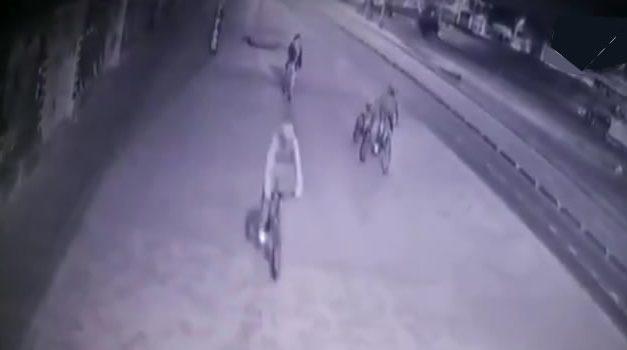 [VIDEO] Transmilenio confirmó robo masivo de bicicletas en la estación de integración San Mateo