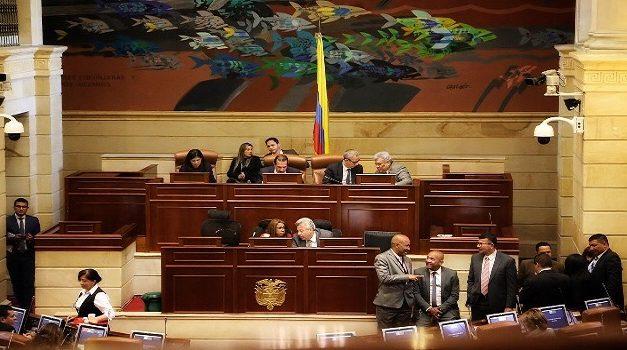 Reforma tributaria y a la Policía, Ley antivandalismo y otros temas, harán parte de agenda legislativa 2021-2022