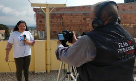 Sembrando Matices, la fundación que deja huellas y filma momentos de vida en Soacha