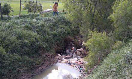 El descuido de la CAR y el municipio puede ocasionar una tragedia sobre el río Soacha