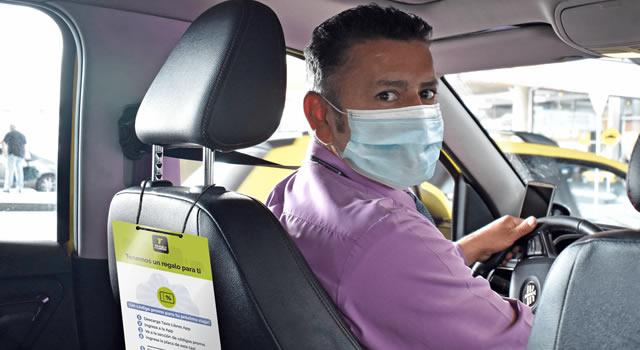 Lanzan campaña 'Embajadores Taxis Libres', beneficiará a conductores y viajeros con mercados y viajes gratis