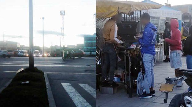 [VIDEO] Delincuencia y desorden atrapan a Maiporé en Soacha, Secretaría de Gobierno no cumple