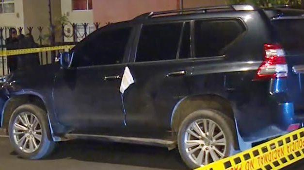 En Bogotá roban camioneta con un niño de 10 años a bordo
