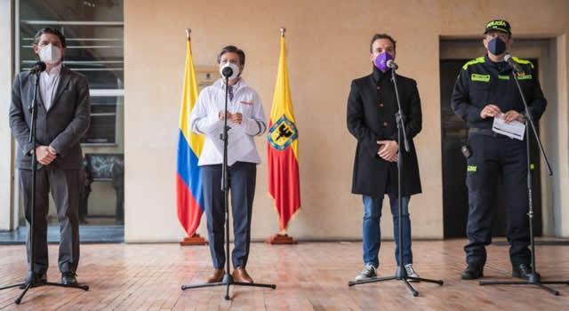 Alcaldesa de Bogotá dice que movilización pacífica gozará de acompañamiento y garantías